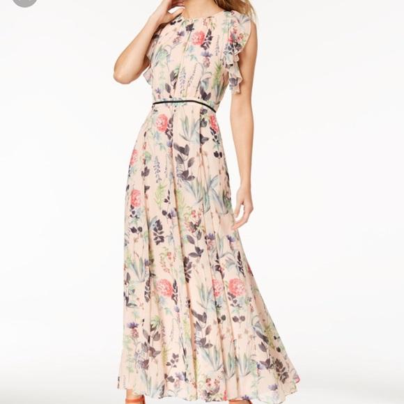 0e3a6e877db Tommy Hilfiger floral print maxi dress